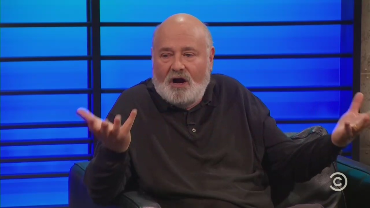 Rob Reiner: Trump Is A Bowel Movement to American Public