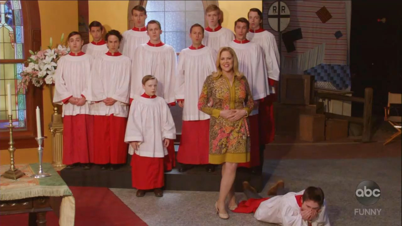 ABC Comedy: Catholicism Only Holds Up If You 'Don't Look Too Closely'