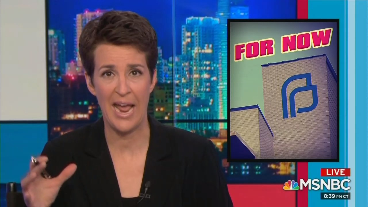 Maddow: State-Mandated Pelvic Exam Is 'Sexual Assault'
