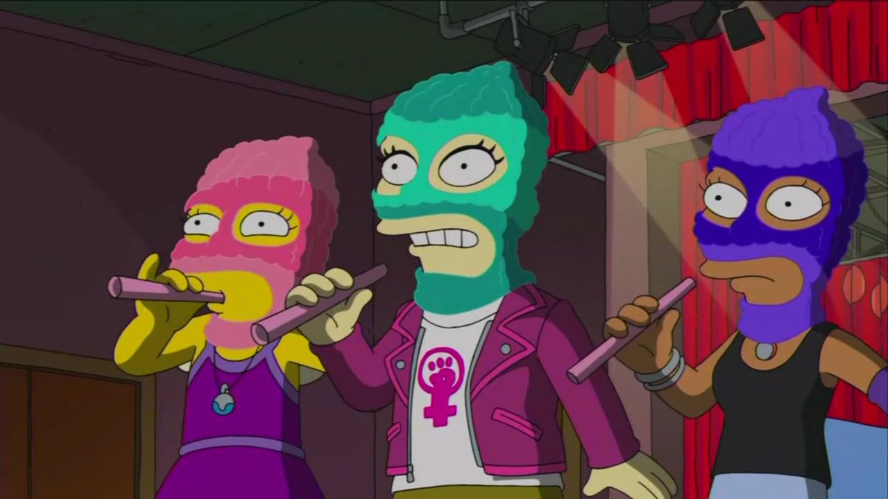 22dd41e670ecb The Simpsons' Mocks Feminist Priorities in Refreshing Episode