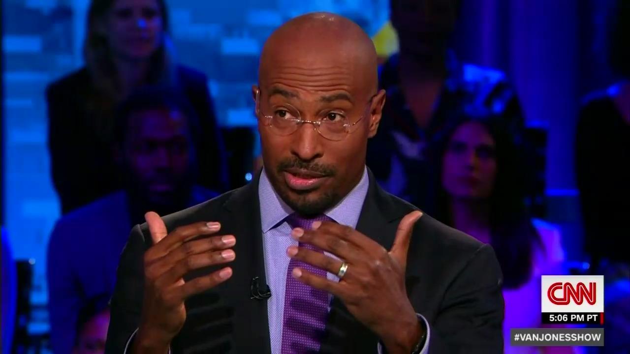 Panicky Van Jones Pleads to Oprah for Help