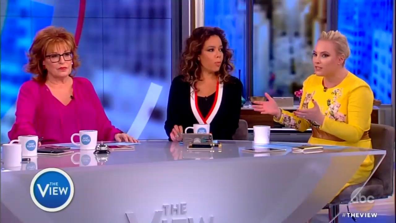 Meghan McCain DESTROYS Behar: How Dare You Equate Trump and Kim Jong-Un!