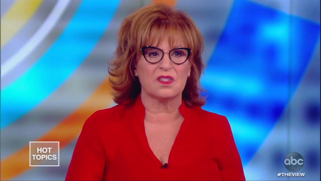 Joy Behar: Murderers, Pimps Behave Better than Kavanaugh, Lewandowski