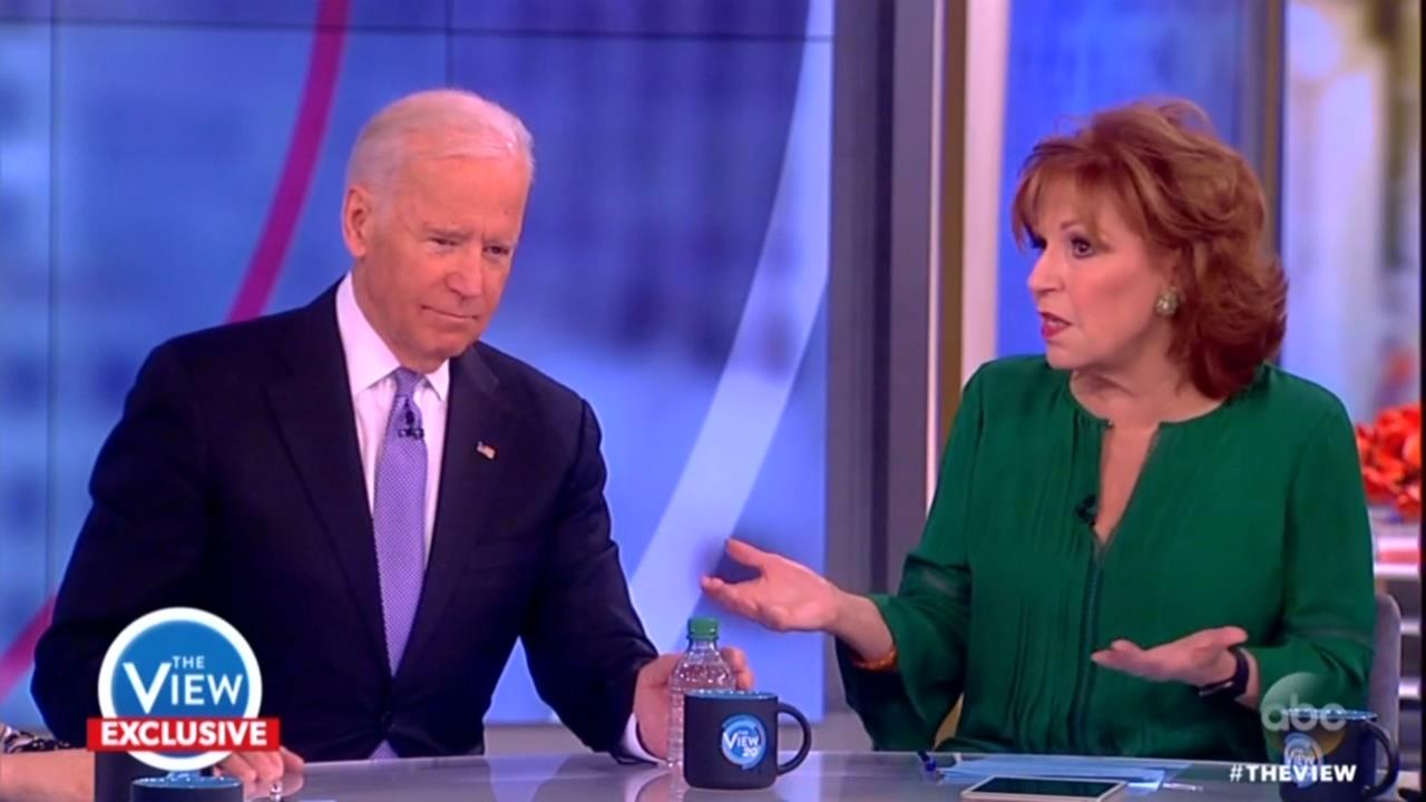 WATCH: Whoopi Goldberg to Meghan McCain During Clash: Don