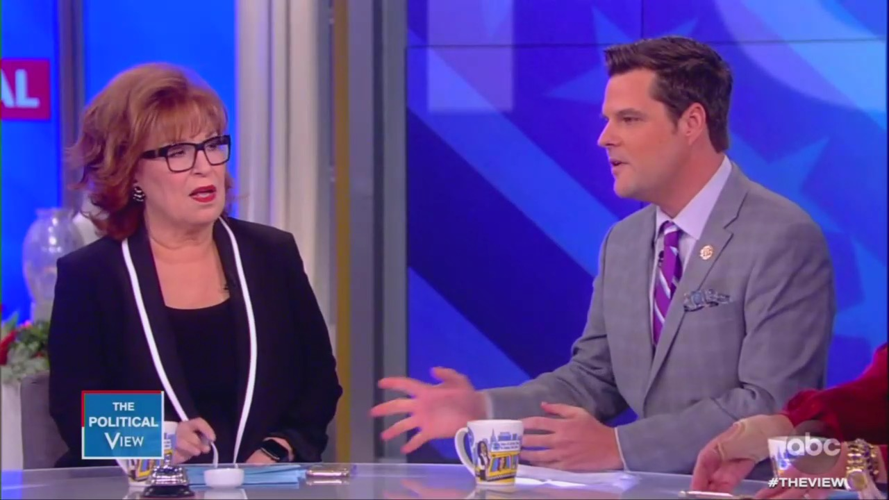 'View' Hosts Offended by Republican Guest: We're Not 'Thin-Skinned!'