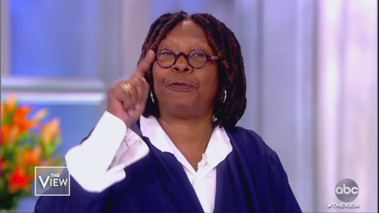 Whoopi Slams Debra Messing Doxxing Trump Supporters in Powerful Rant