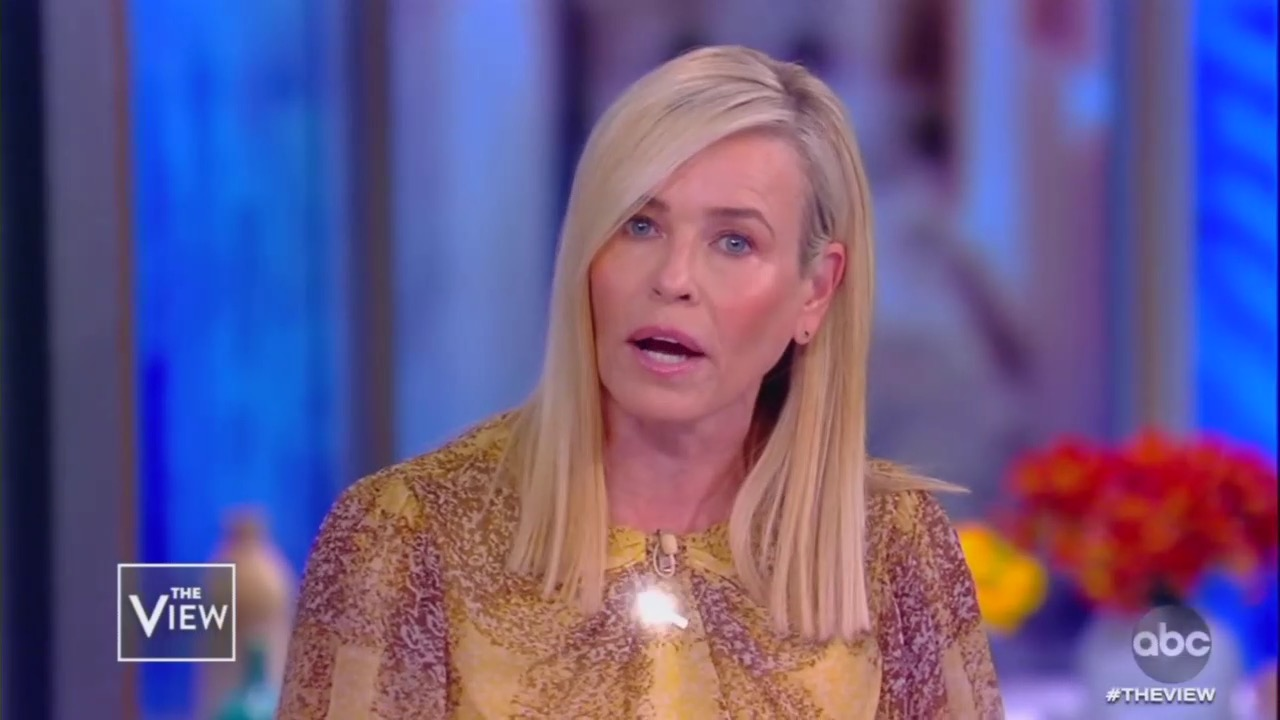 Chelsea Handler: White People Need to Be 'Uncomfortable,' Take Racial Sensitivity Classes