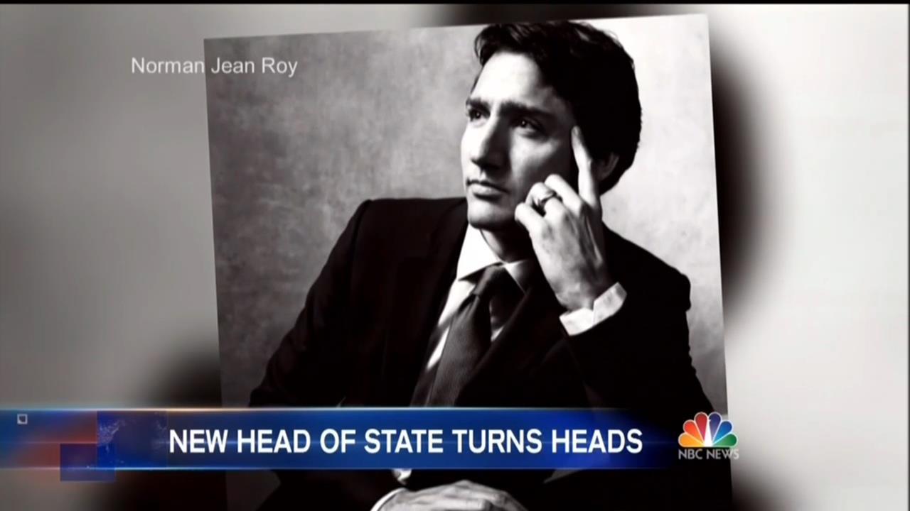 FLASHBACK: Media Idolized 'Adorable' 'Dreamy' Justin Trudeau