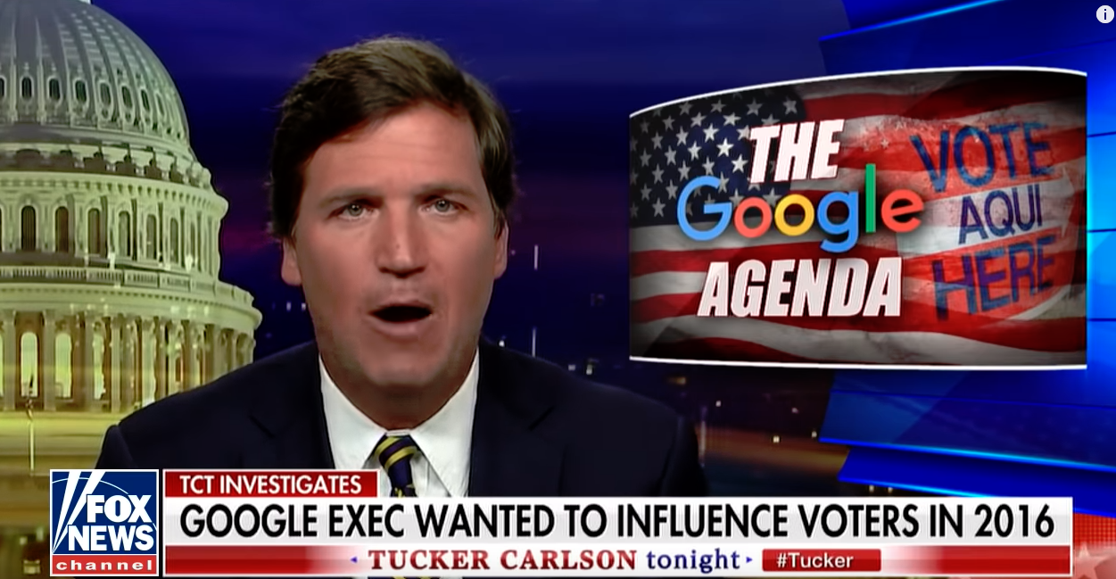 Did Google Staff Try To Fix 2016 Election for Clinton