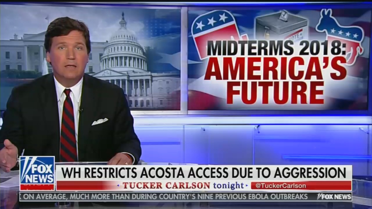 Fox News Boycotts Twitter After Antifa Attack on Tucker Carlson
