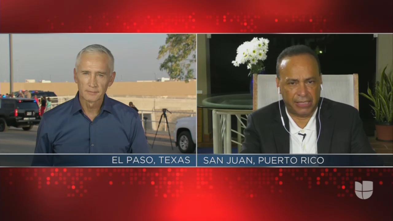 Luis Gutierrez: Trump Must Be 'Eliminated'