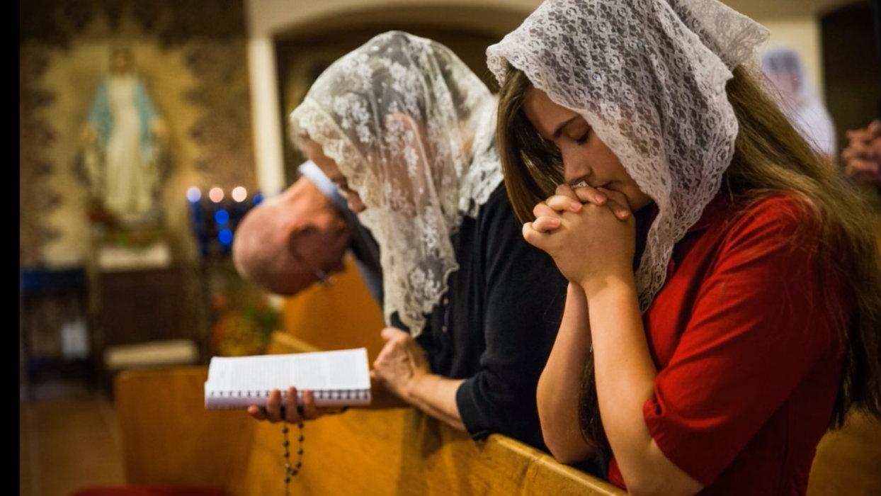 Unorthodox: Lefty Huff Post Celebrates Traditional Religious Life?!