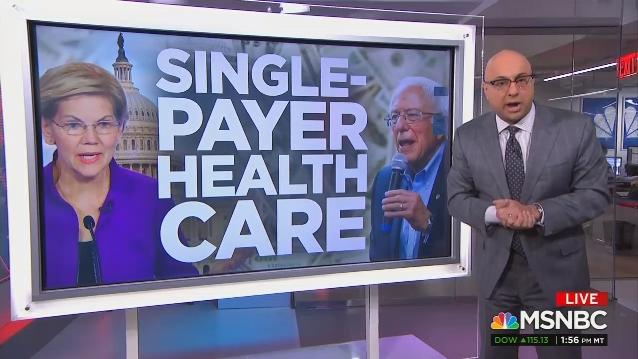 MSNBC's Velshi Touts National Health Care, Omits Problems