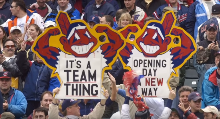 USA Today Rips Indians' Fans For Hideous, Racist Wahoo