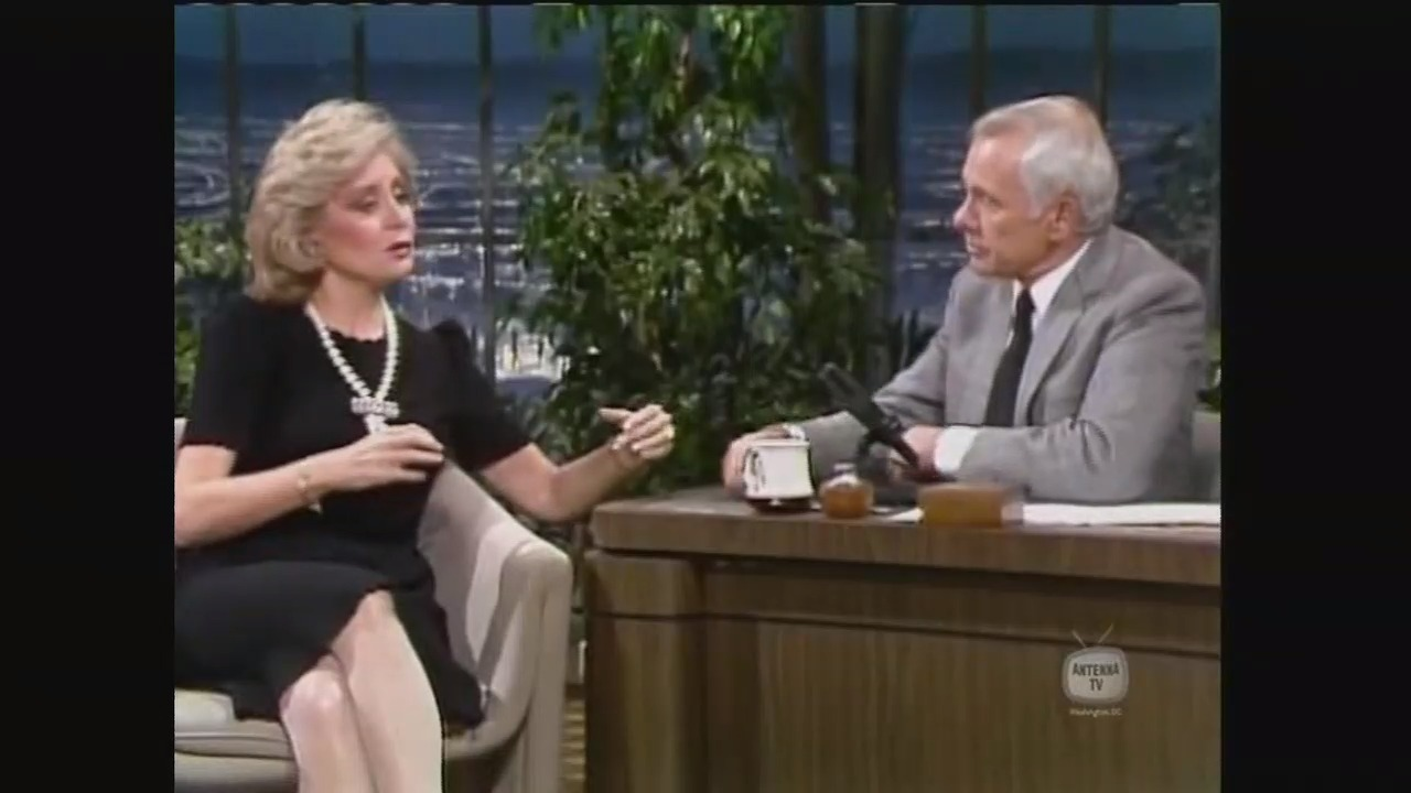 FLASHBACK: Barbara Walters Bragged About Christmas Cards from Castro