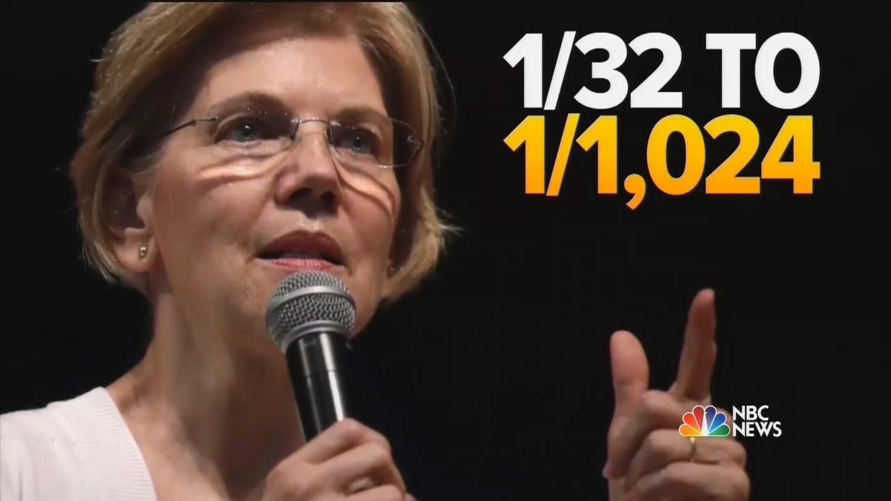 FLASHBACK: Even Nets Mocked Warren's Disastrous Native American Video