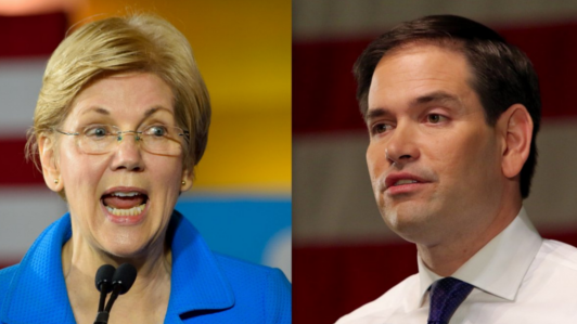 Free Beacon: Rubio Has More Native American Ancestry Than Elizabeth Warren