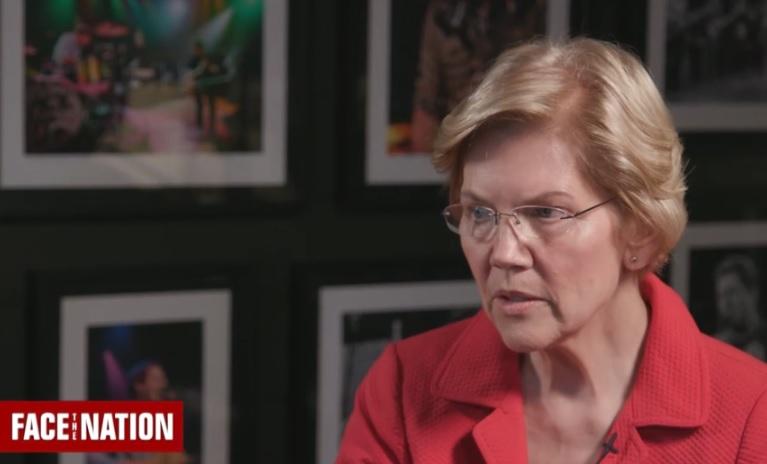 CBS $49+ Billion Error Minimizes Cost of Warren's Free College Plan