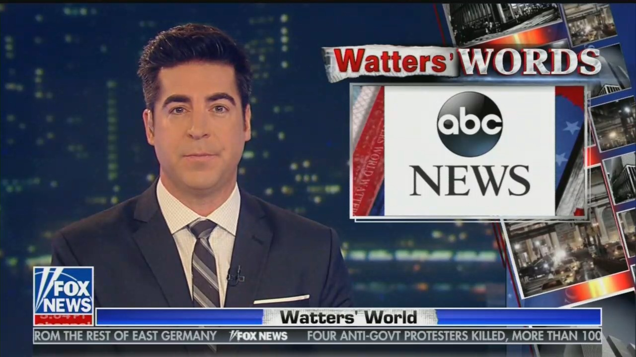 Asking the Question: What ARE ABC's Editorial Standards?