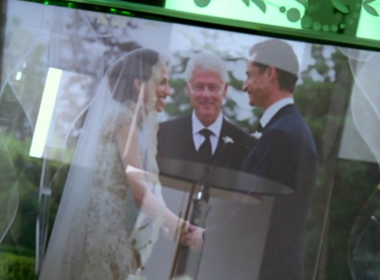 the fated weiner wedding a photo the media won�t reveal