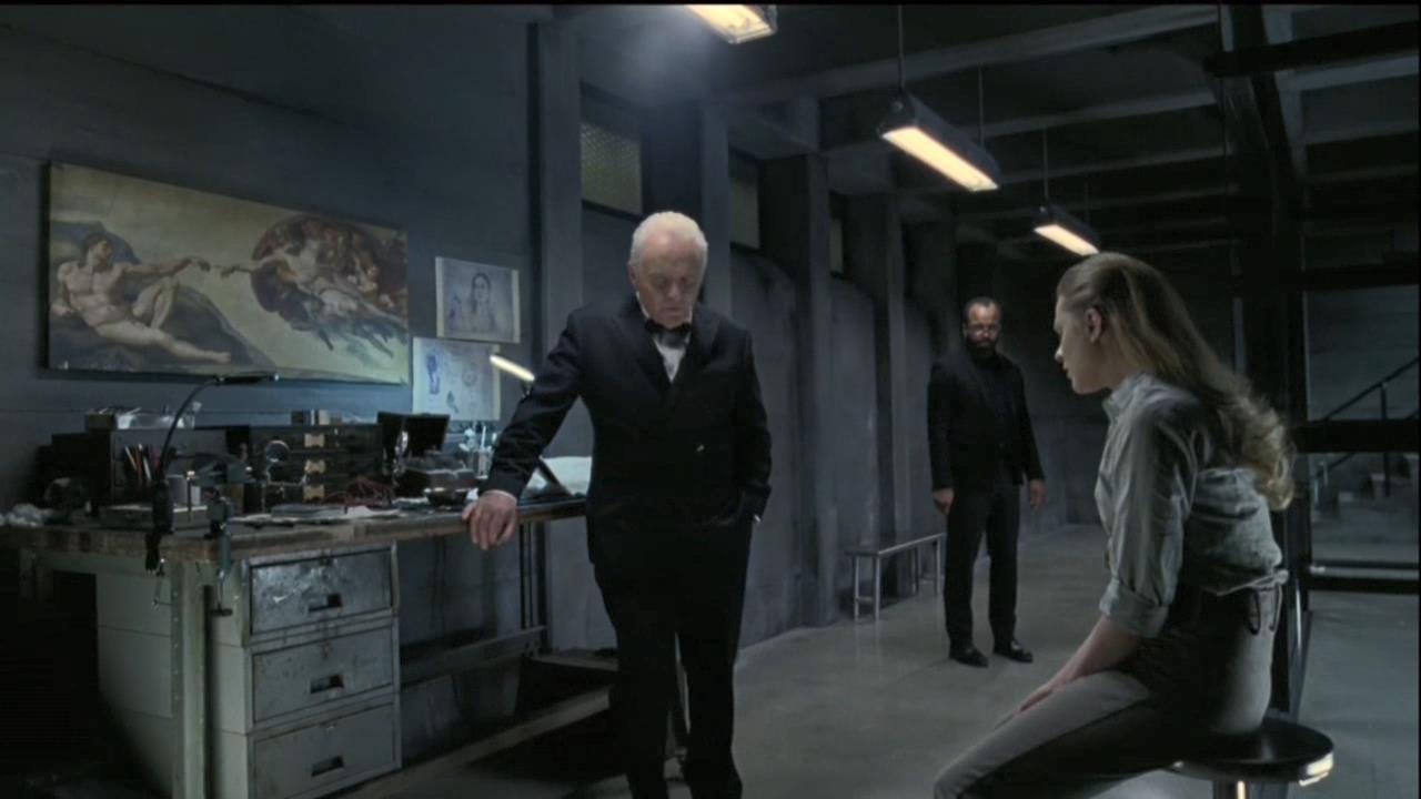 'Westworld' Warps Creation of Adam In Season Finale