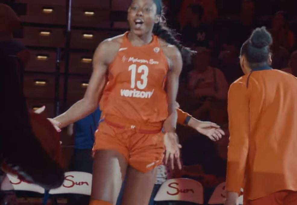 WNBA's Ogwumike Gets Gender Wage Right on 'Uninterrupted'
