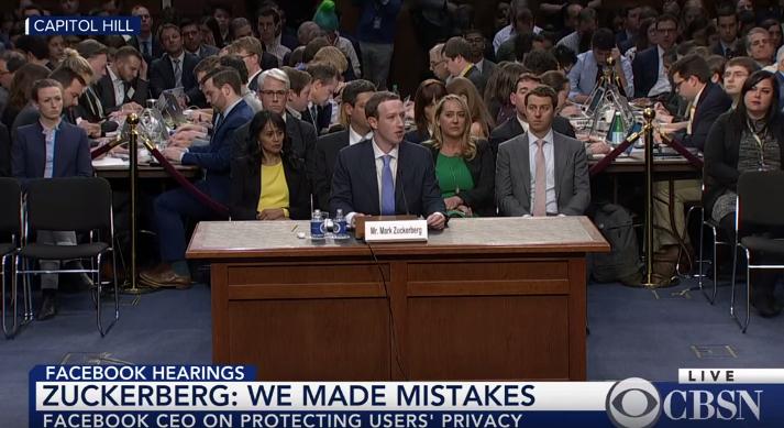 Ted Cruz Grills Zuckerberg on Facebook's Alleged Neutrality
