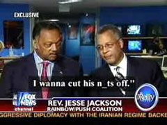 Screencap of Jackson from Fox News, via DrudgeReport.com | NewsBusters.org