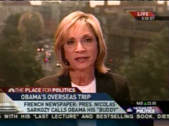 Andrea Mitchell, MSNBC News Live | NewsBusters.org
