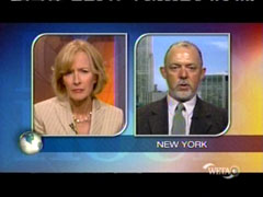 Judy Woodruff with Andrew Tyndall, PBS's News Hour | NewsBusters.org