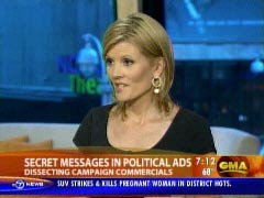 Kate Snow on the August 13, 2008 GMA | NewsBusters.org