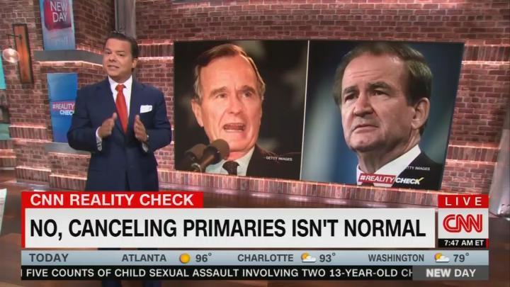 CNN's Avlon Touts Nazi Crack About 1992 GOP Convention