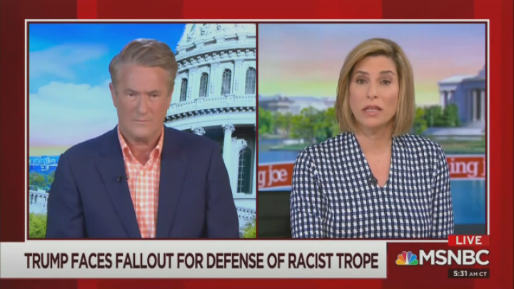This MSNBC Republican Confesses: 'I Hate to Give Ivanka Any Credit'