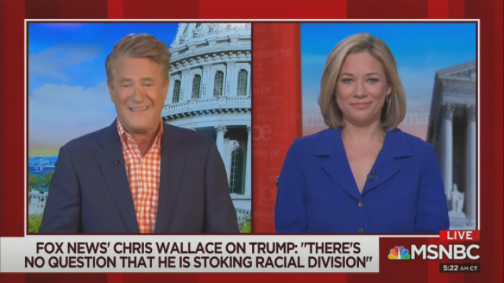 Scarborough Stinks at Predictions, But, Hey: Trump Will Be 'Routed,' Lose in 2020 'Landslide'