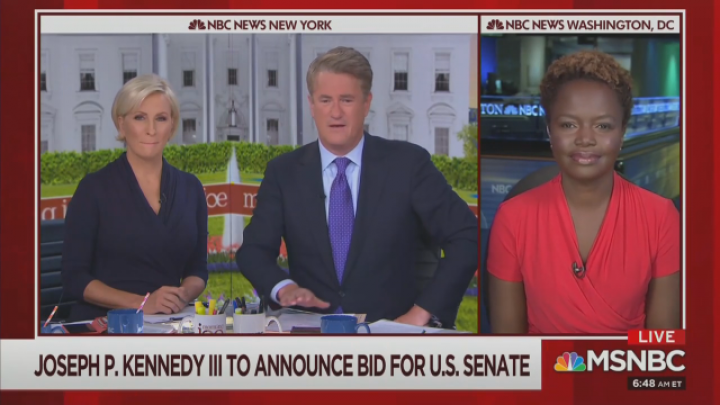 Joe Scarborough Frets Over Trump and McConnell Shaping Courts for 'Next 50 Years'