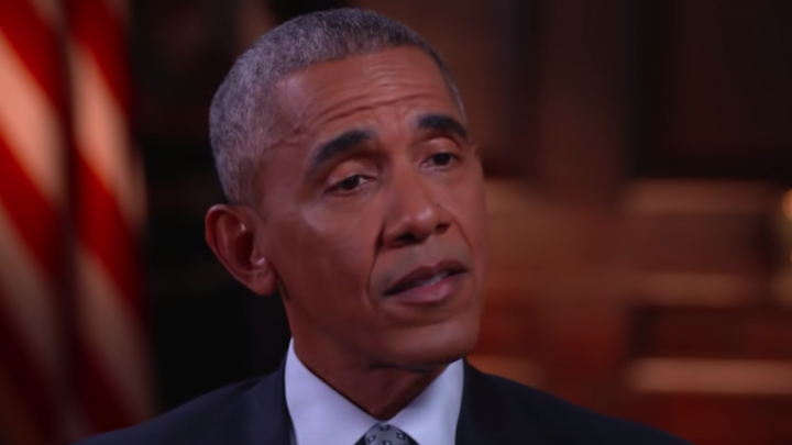 Obama Touts His Economy, Axios Says Trump Avg. GDP Growth Outpaced His