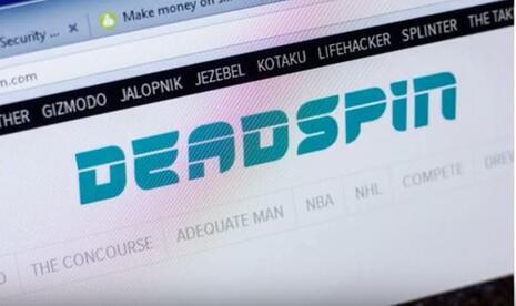 Logotipo de Deadspin