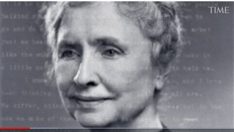 TIME's Harsh Take on Helen Keller: 'Just Another… Privileged White Person'