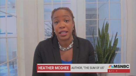 Heather McGhee MSNBC Morning Joe 4-30-21