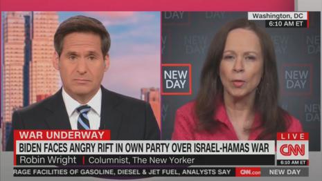 John Berman Robin Wright CNN New Day 5-17-21