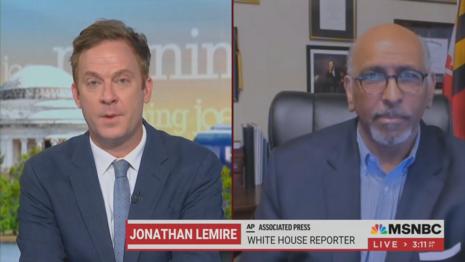 Jonathan Lemire Michael Steele MSNBC Morning Joe 5-20-21