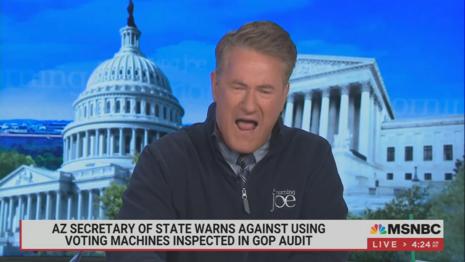 Joe Scarborough MSNBC Morning Joe 5-21-21