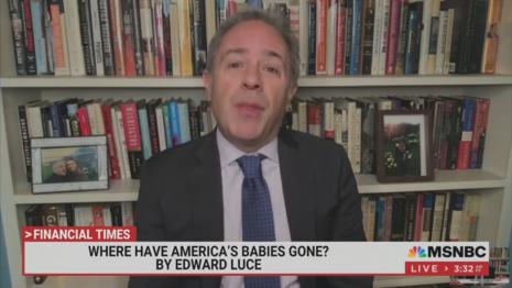 Ed Luce MSNBC Morning Joe 5-24-21