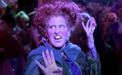 Batty Bette Midler Threatens To Use Peanut Butter on Unvaccinated Kids With Allergies