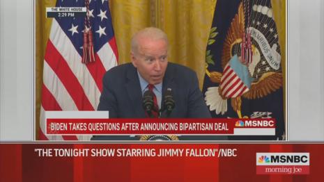 Joe Biden MSNBC Morning Joe 6-25-21