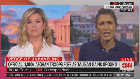 Brianna Keilar Anna Coren CNN New Day 7-6-21