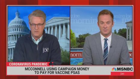 Joe Scarborough Jonathan Lemire MSNBC Morning Joe 7-29-21