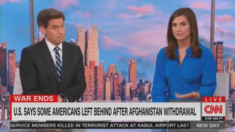 John Berman Kaitlin Collins CNN New Day 8/31/21