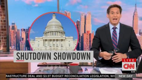 John Berman CNN New Day 9-29-21