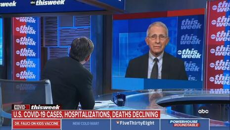 ABC Tees Up Fauci to Deny, Lie About NIH Funding Risky Wuhan Experiments 9